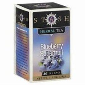 STASH Blueberry Superfruit Tea - Caffeine-Free 20bags