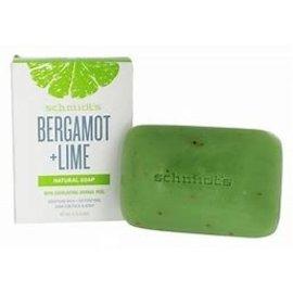 Schmidt's Bergamot + Lime Bar Soap