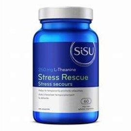 Sisu Stress Rescue 60vcaps