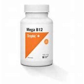 Trophic Mega Vitamin B12 500mcg 90 sublingual