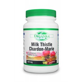 Organika Milk Thistle 250mg  90vcaps