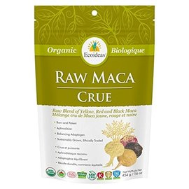 Ecoideas Raw maca 227gr