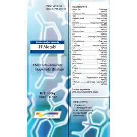 viatrexx H Metals Viatrexx 30ml