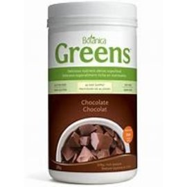 Botanica Greens chocolate 270g