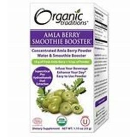 Organic Traditions Amla Berry Smoothie Booster