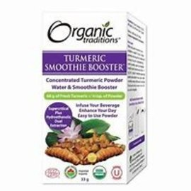Organic Traditions Smoothie Booster Tumeric