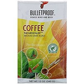 Bulletproof The Mentalist Whole Bean coffee