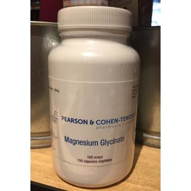 Pearson Pharmacy Pearson Magnesium Glycinate 100vcaps