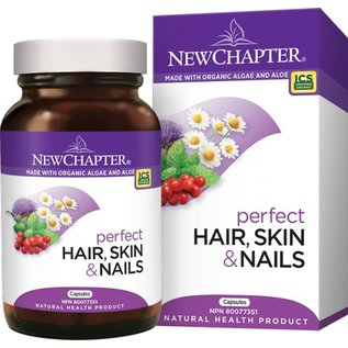New Chapter Hair Skin & Nails 30 caps