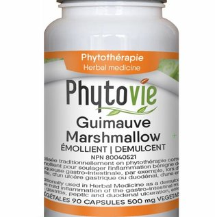 Phytovie Marshmallow 500mg 90 caps