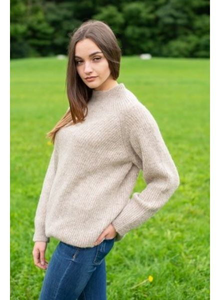 Oversized Long Sleeved Ollie Sweater