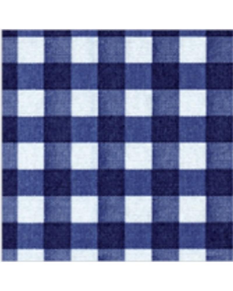 Bistro Blue Paper Napkin