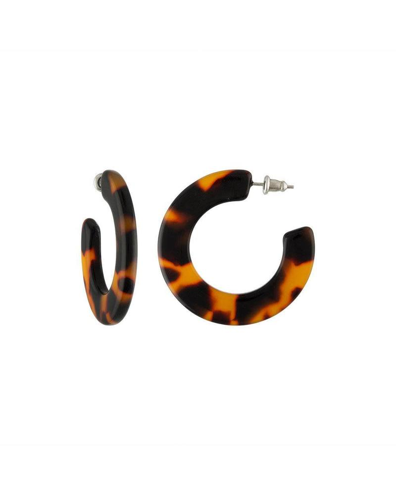 MACHETE Kate Hoops Rouge Tortoise