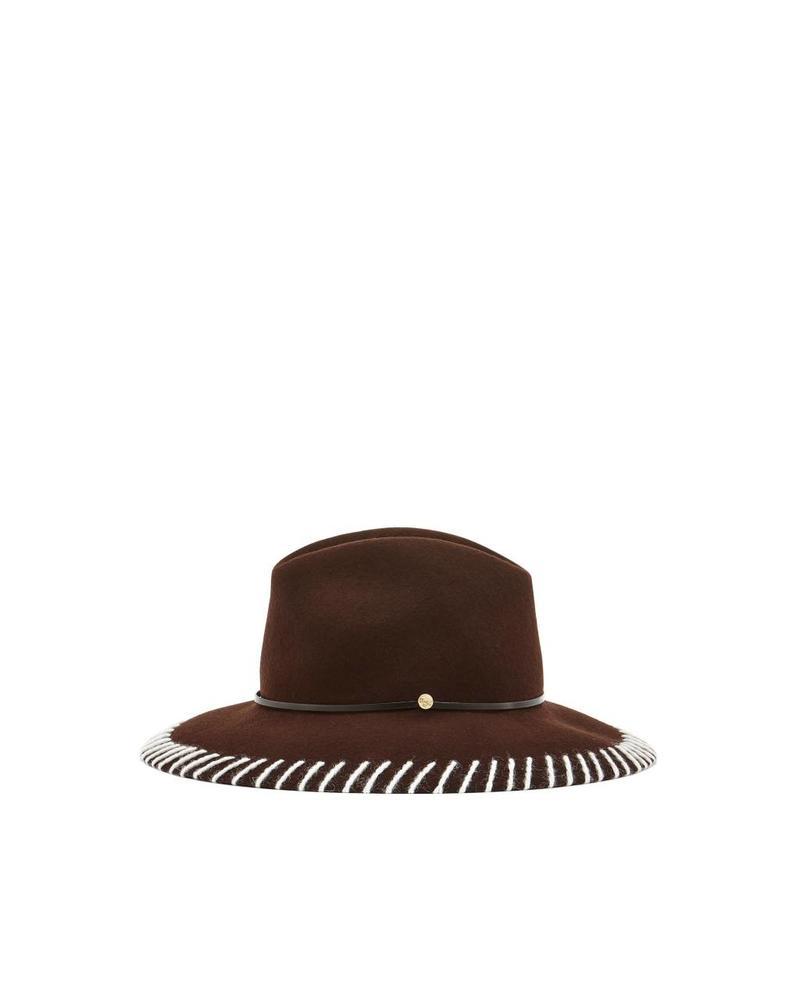 Wool/Angora Hat