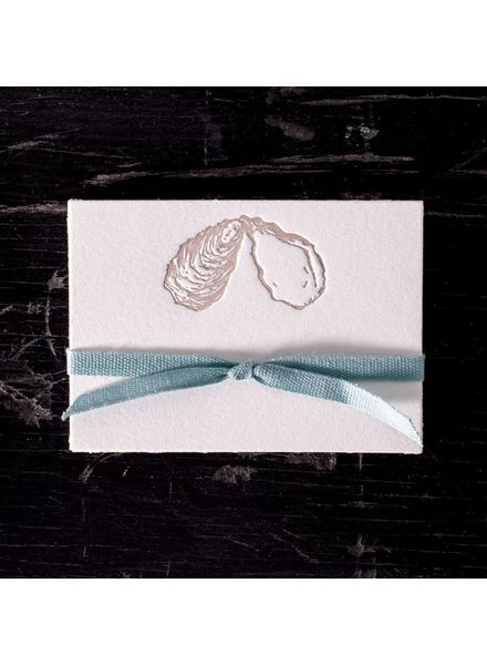 Oyster Petite Cards (10 pack)