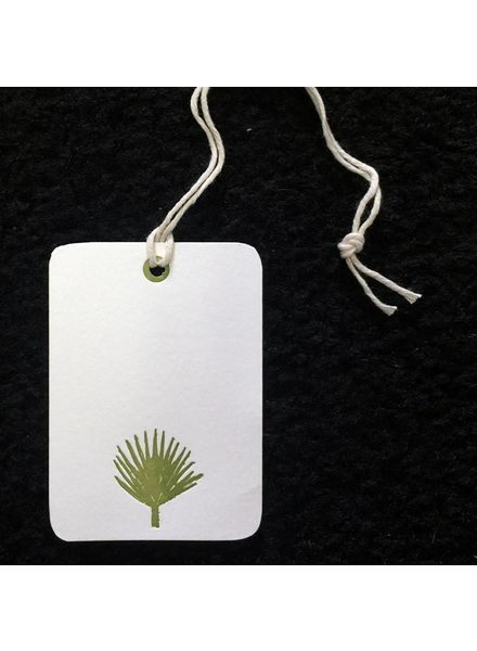 Palm Frond Gift Tags (10 Pack)