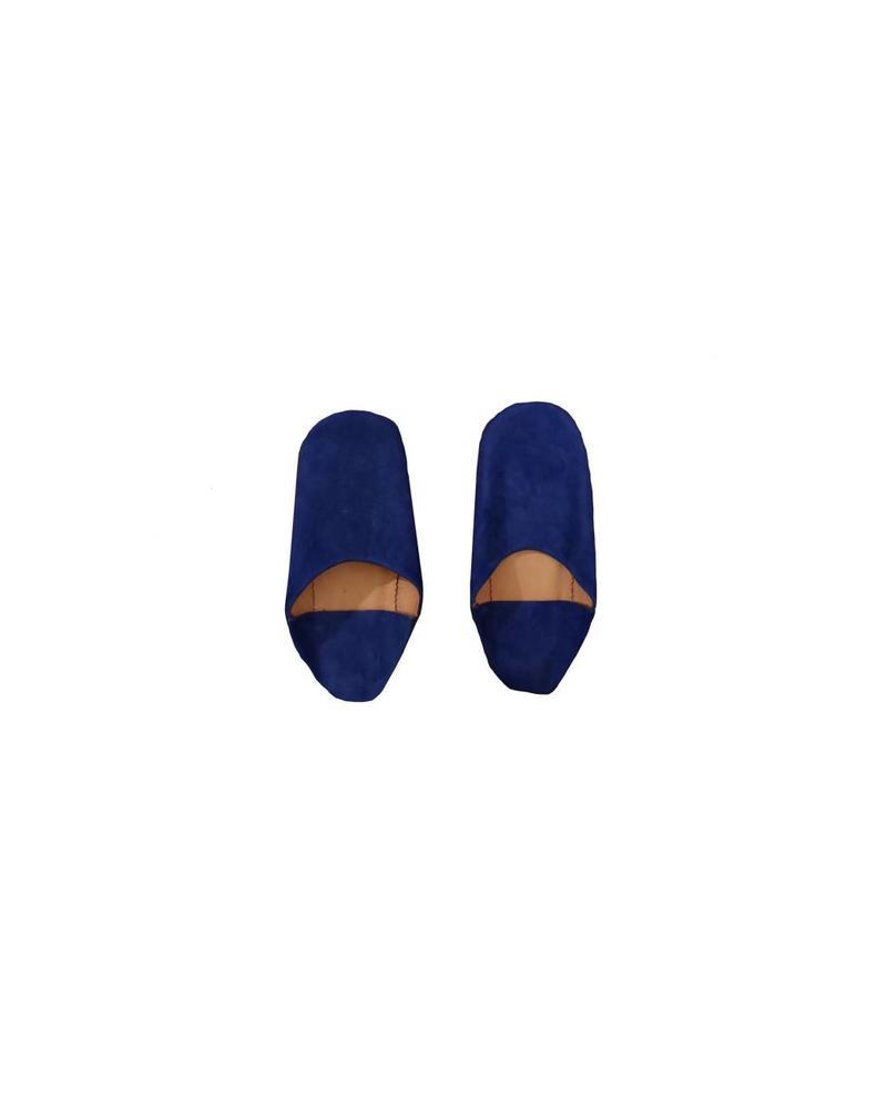 Royal Blue Moroccan Babush