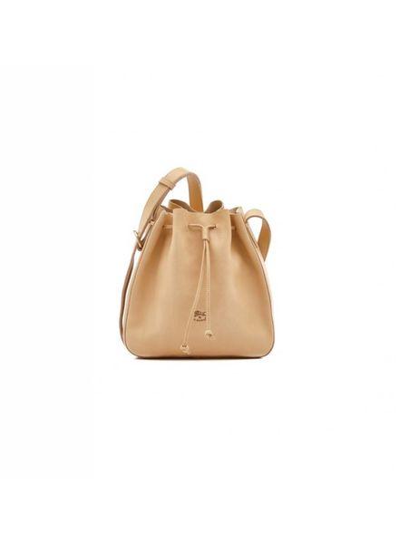 Cowhide Bucket Bag (A2500.P)-Natural