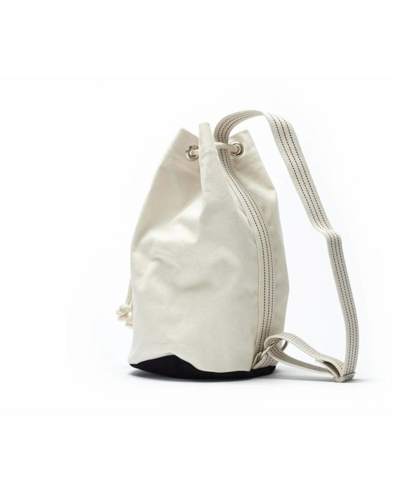 SINGLE STRAP DUFFLE NATURAL