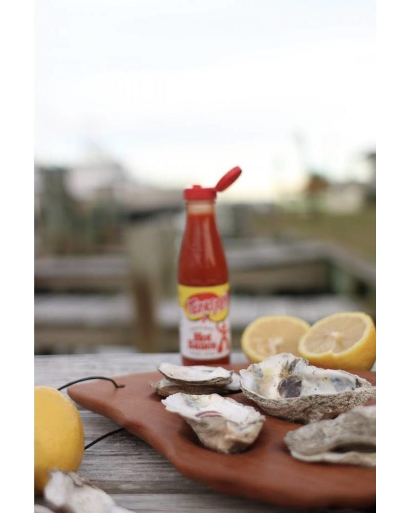Oyster Platter (6 WELLS)- Mahogany