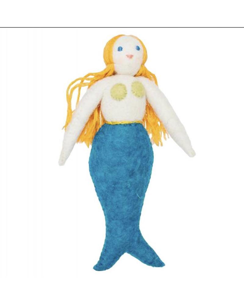 Make Believe: Siren Song Mermaid Ornament