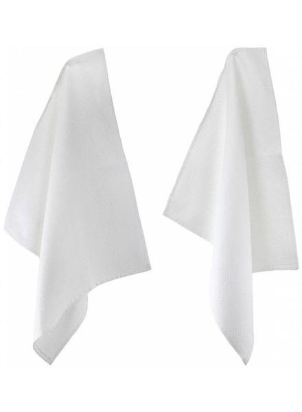 Doudou White Tea Towel