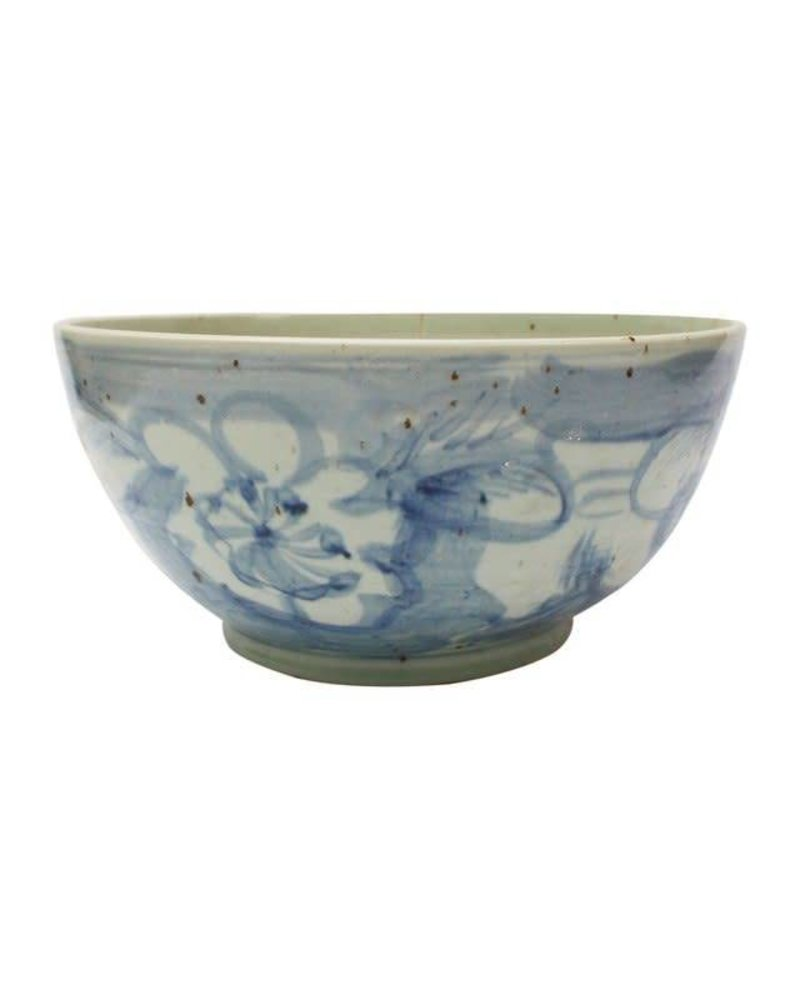 Blue and White Silla Bowl
