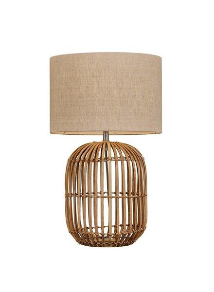 Rattan Havanna Lamp