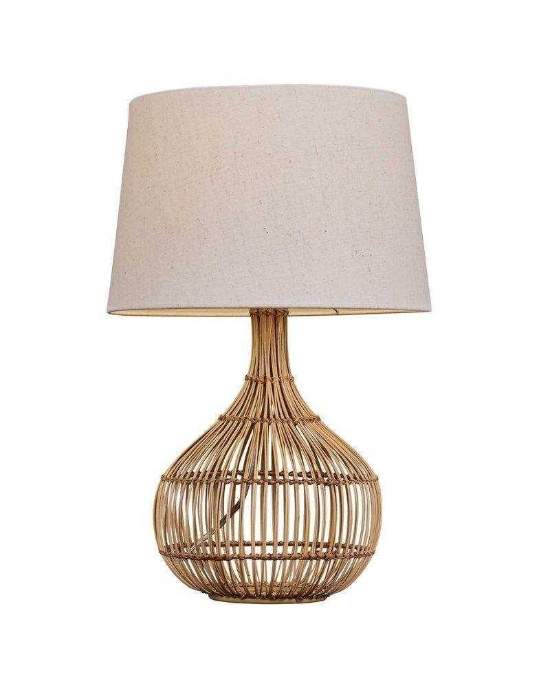 Rattan Havanna Lamp Style 2
