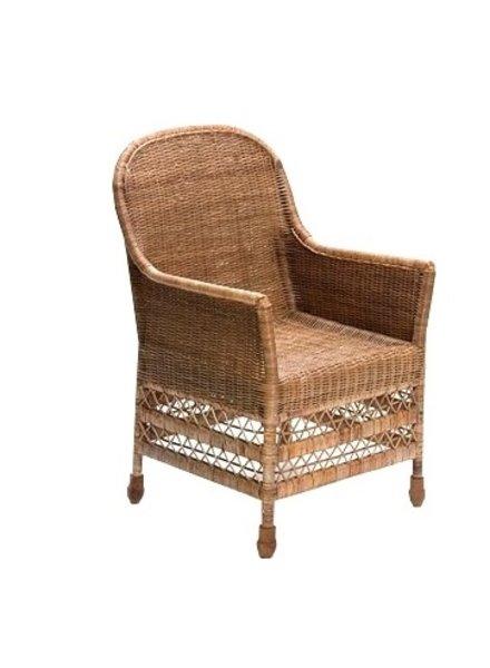Rattan Dinning Arm Chair