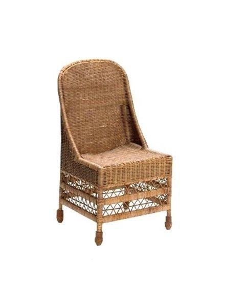 Rattan Dinning Side Chair