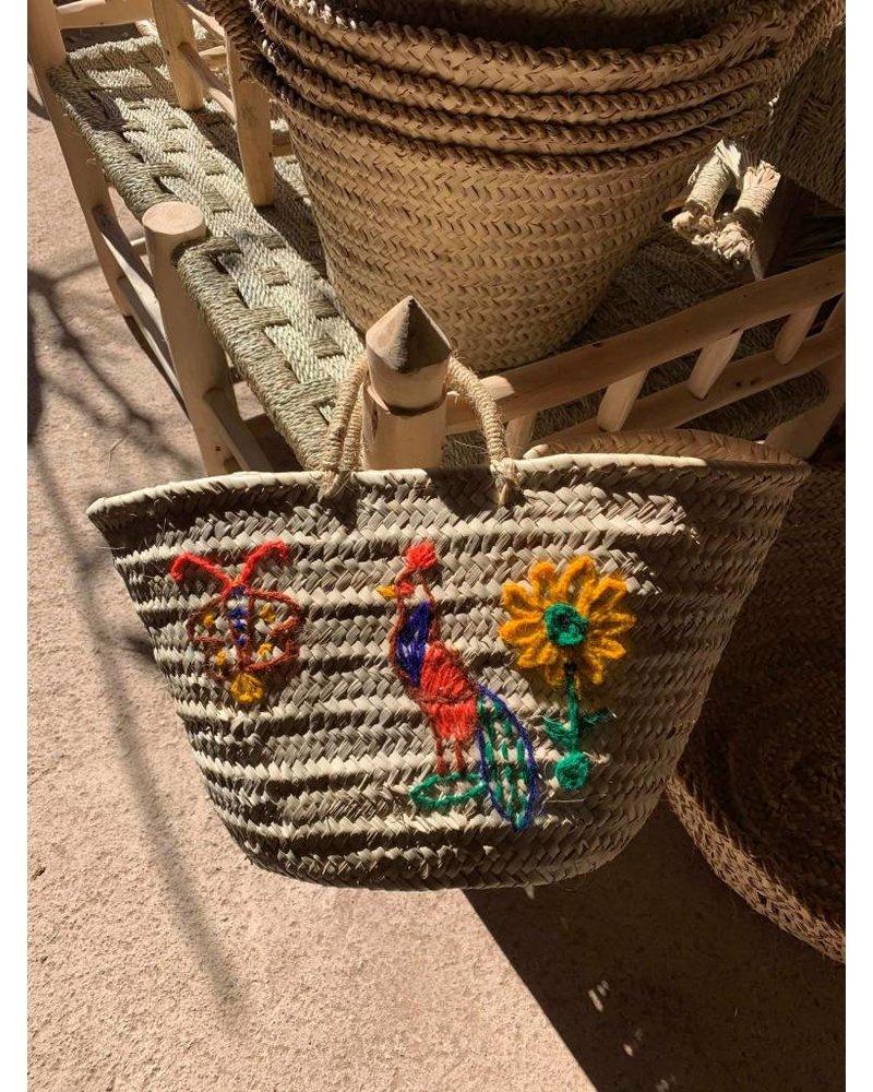 Market Basket with Chicken
