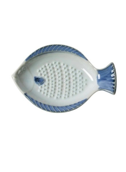 Fish Shaped Ceramic Grater