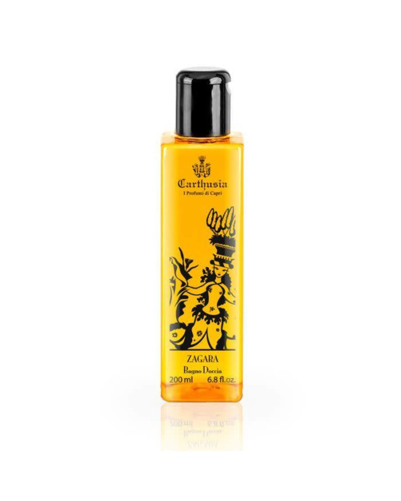 Orange Blossom Body Wash 200ml