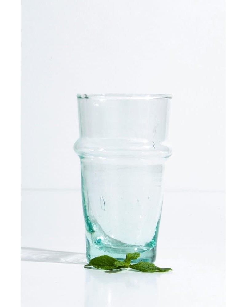 Beldi Medium Glass- Clear