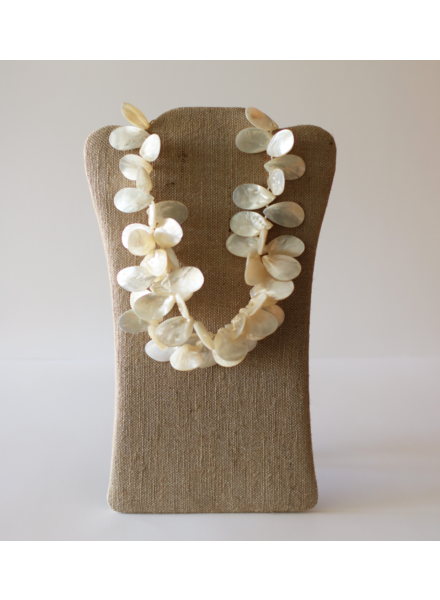 Capiz Layered Necklace
