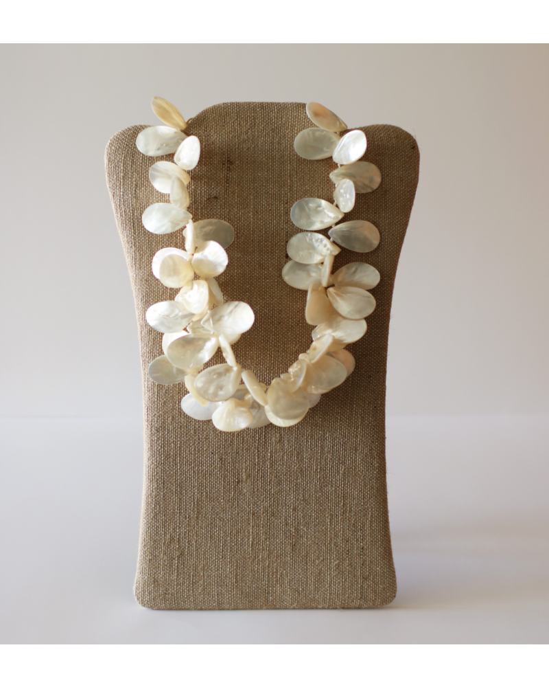 Capiz Layered Necklace