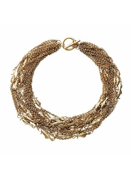 Fish Multi Necklace