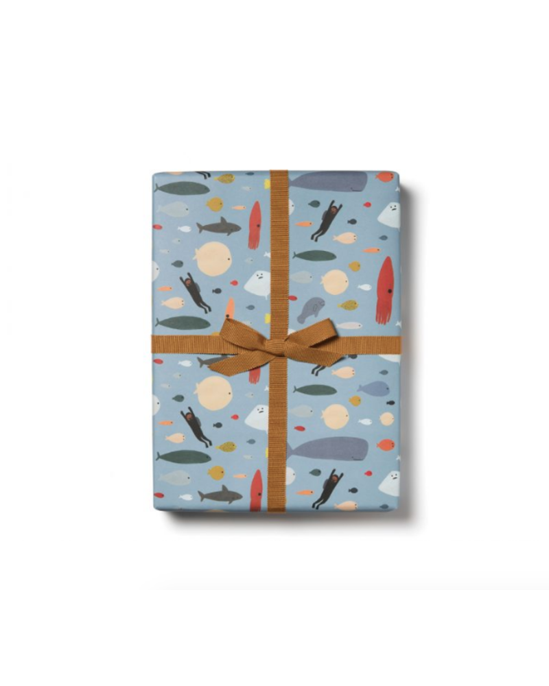 Scuba Wrapping Sheet