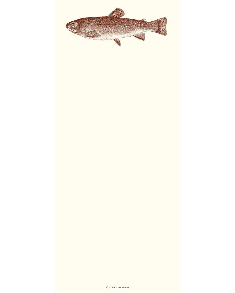 Trout Long Pad