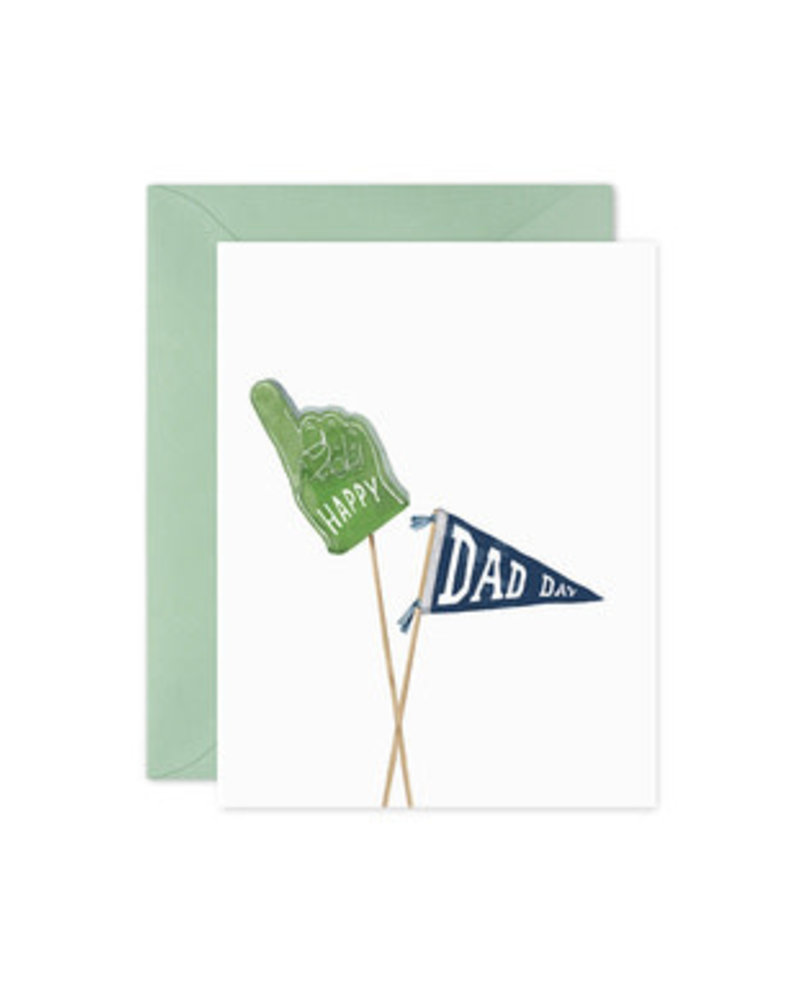 Happy Dad Day, Greeting Card