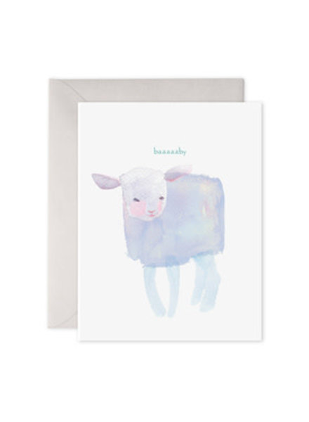BAAABY, Greeting Card