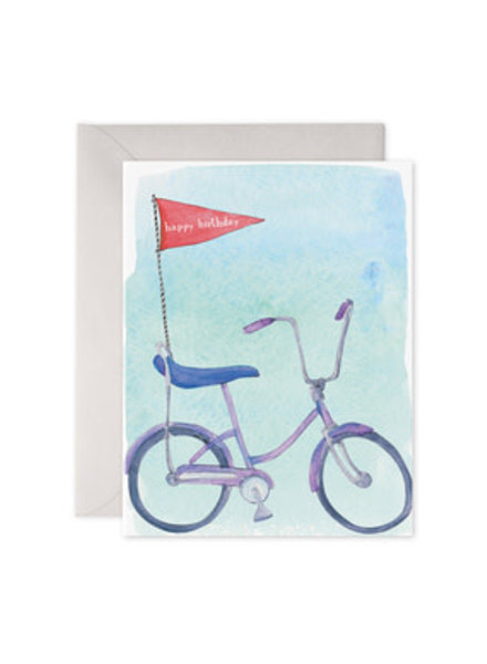 Birthday Bike, Greeting Card