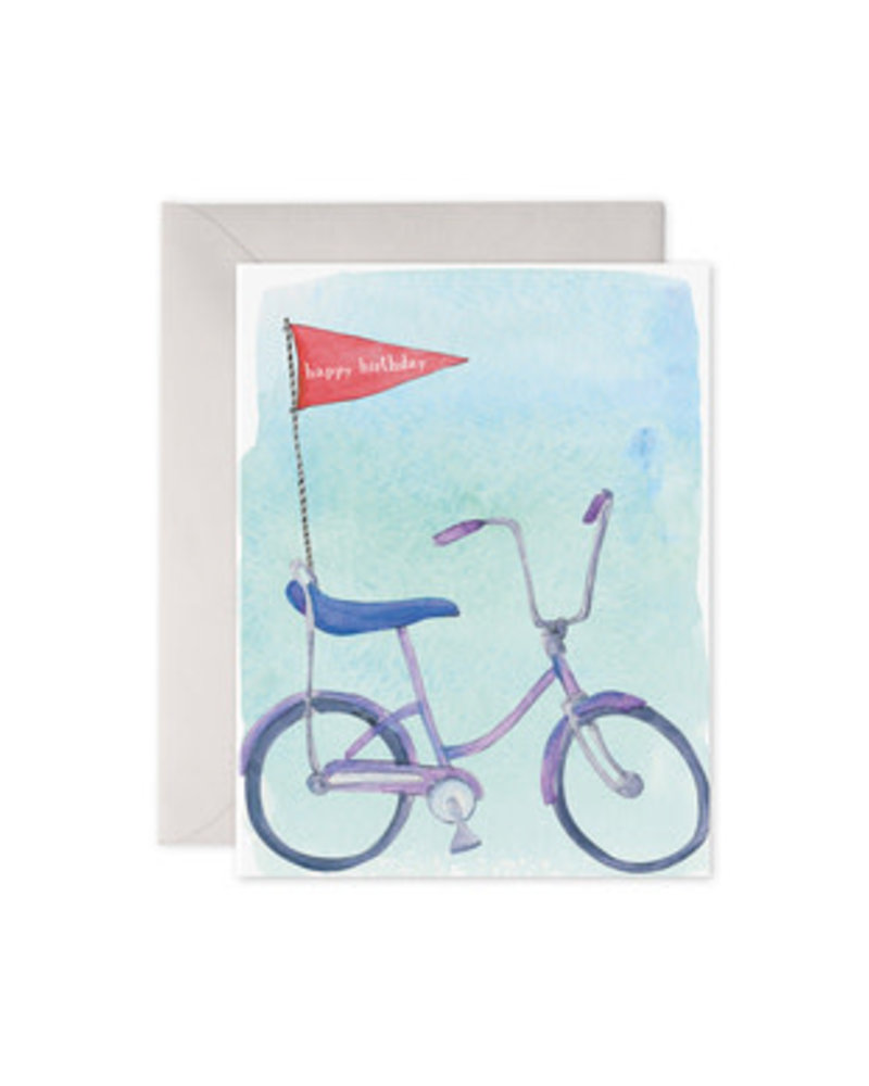 Birthday Bike, Greeting Card