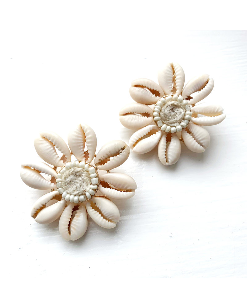 Marci Flower Earrings