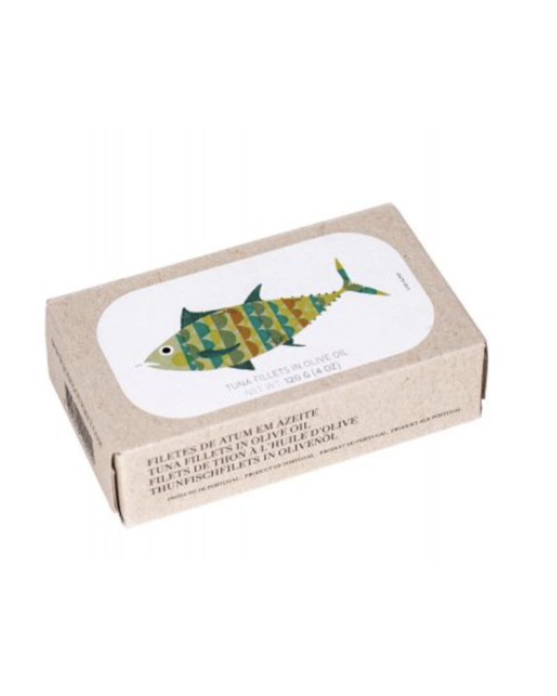 Gourmet Tuna Fillets in Olive Oil