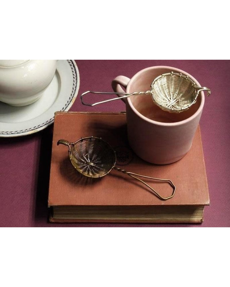 Brass Tea Strainer