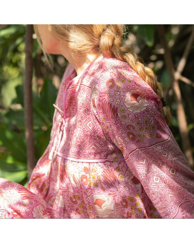 Yamini Booj Dress- Lilac
