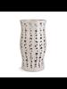"Sand Dollar Lantern 15.5"""