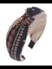 Tribal & Herringbone Headband